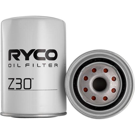 Ryco Oil Filter - Z30, , scanz_hi-res