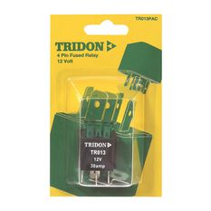 Tridon Mini Relay - 30 AMP, 4 Pin, , scanz_hi-res