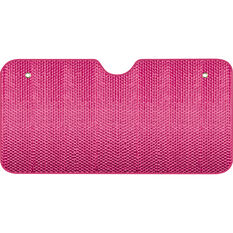 SCA Bubble Sunshade - Pink, Accordion, Front, , scanz_hi-res