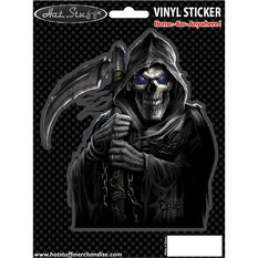 Sticker - Reaper, Chrome, , scanz_hi-res