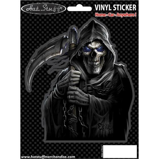 Hot Stuff Sticker - Reaper, Chrome, , scanz_hi-res