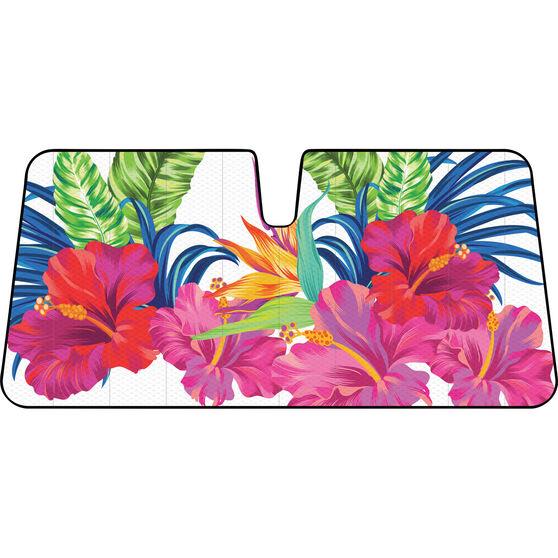 Tropical Sunshade - Fashion, Sunshade, Front, , scanz_hi-res