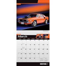 Calendar Mustang Square 2021, , scanz_hi-res
