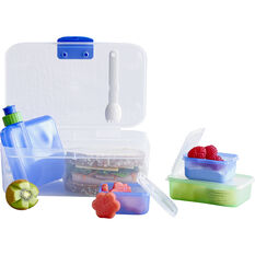 décor 6 Piece Lunch Box 2.25L, , scanz_hi-res