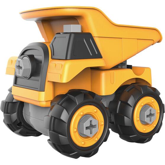 Build model dump truck, , scanz_hi-res