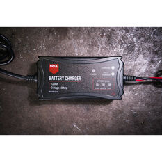 SCA 12V 2.5 Amp 3 Stage Battery Charger, , scanz_hi-res