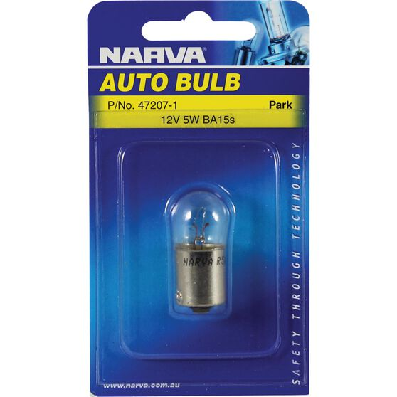 Narva Bulb - 12V, 5W, BA15s, , scanz_hi-res