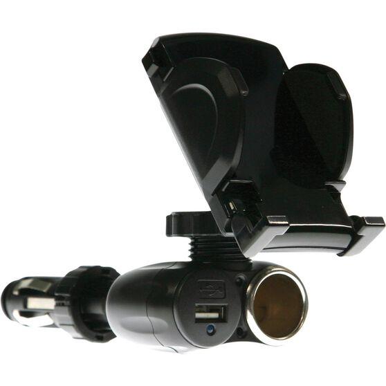 Aerpro USB Powered Phone Holder - 12V, , scanz_hi-res