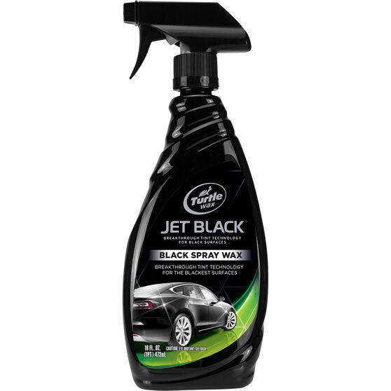 Turtle Wax Jet Black Spray Wax - 473mL, , scanz_hi-res