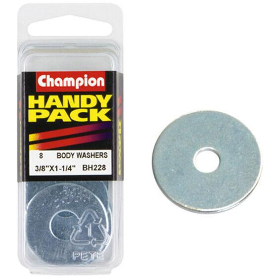 Champion Panel Washer - 3 / 8inch X 1-1 / 4inch, BH228, Handy Pack, , scanz_hi-res