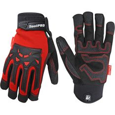 ToolPRO Work Gloves - Mechanics, Large, , scanz_hi-res