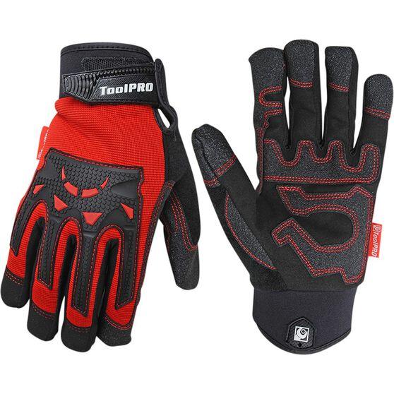 Work Gloves - Mechanics, Large, , scanz_hi-res