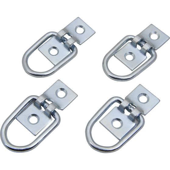 SCA Anchor Point, D Ring - 4 Pack, , scanz_hi-res