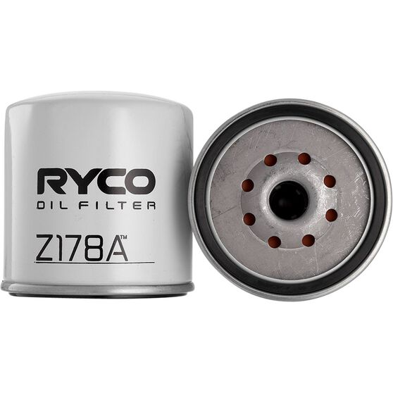 Ryco Oil Filter - Z178A, , scanz_hi-res