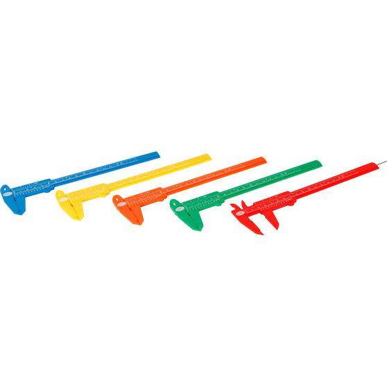 SCA Plastic Caliper Vernier - 150mm, , scanz_hi-res
