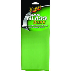 Meguiar's No Smear Glass Cloth - 400 x 400mm, , scanz_hi-res