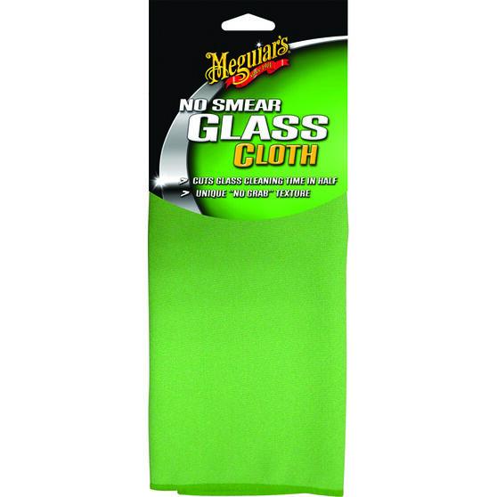 Meguiar's No Smear Glass Cloth - 400 x 400mm, , scanz_hi-res