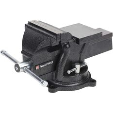 Bench Vice, Swivel Cast - 100mm, , scanz_hi-res