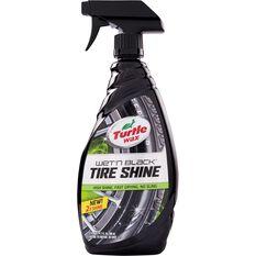 Turtle Wax Wet 'N' Black Tyre Shine - 680mL, , scanz_hi-res