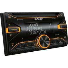 Double DIN CD/Digital Media Player with Bluetooth WX920BT, , scanz_hi-res