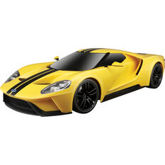 Remote Control Car - 2016 Ford GT, 1:14 Scale, , scanz_hi-res