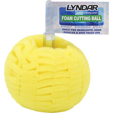 Lyndar Foam Cutting Ball, , scanz_hi-res