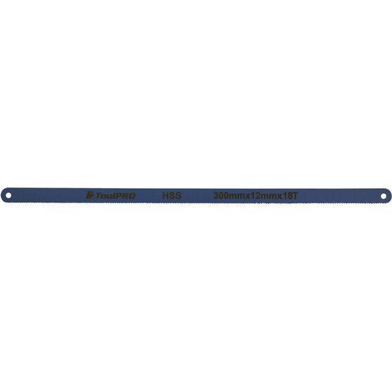 ToolPRO Hacksaw Blade - 300 x 12mm x 18T, Blue, , scanz_hi-res