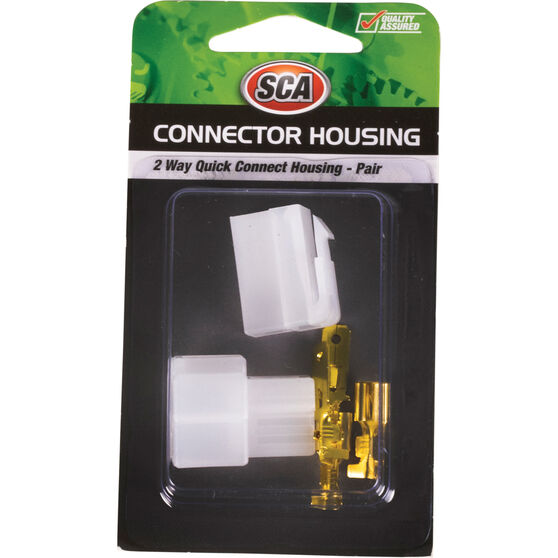 SCA Quick Connect Housing - 2 Way, 20 AMP, , scanz_hi-res