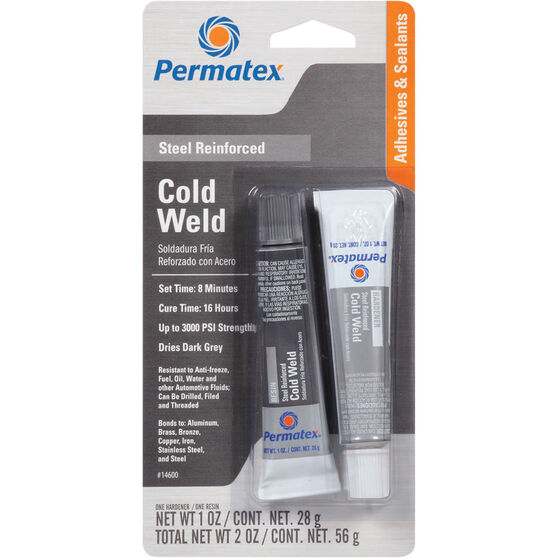 Permatex Cold Weld Bonding Compound - 57g, , scanz_hi-res