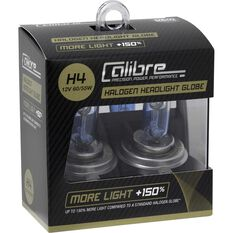 Calibre Plus 150 Headlight Globe H4 12V 60/55W, , scanz_hi-res