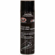 SCA Cold Gal Black Zinc Coating 400g, , scanz_hi-res