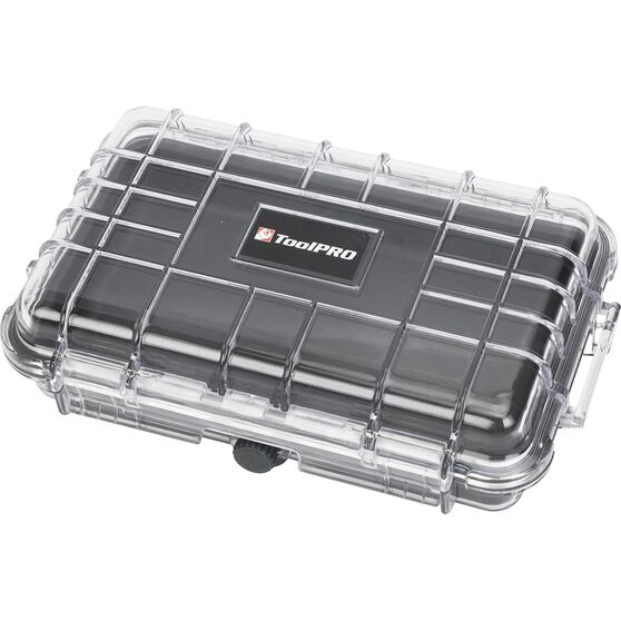 ToolPRO Hardcase Organiser Clear Small, , scanz_hi-res
