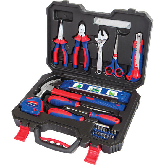 WORKPRO Tool Kit - 28 Piece, , scanz_hi-res
