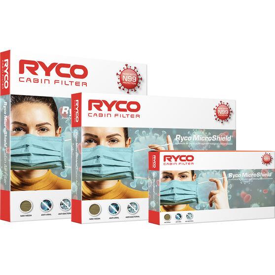 Ryco Cabin Air Filter N99 MicroShield RCA248M, , scanz_hi-res