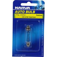 Bulb - 12V, 21W, 15x41mm, , scanz_hi-res