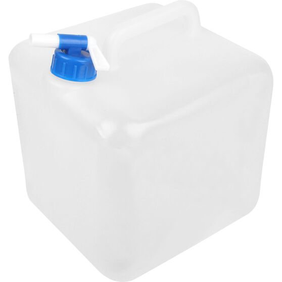 Ridge Ryder Water Container - Collapsible, 10 Litre, , scanz_hi-res