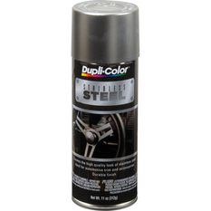Dupli-Color Stainless Steel Paint - 312g, , scanz_hi-res
