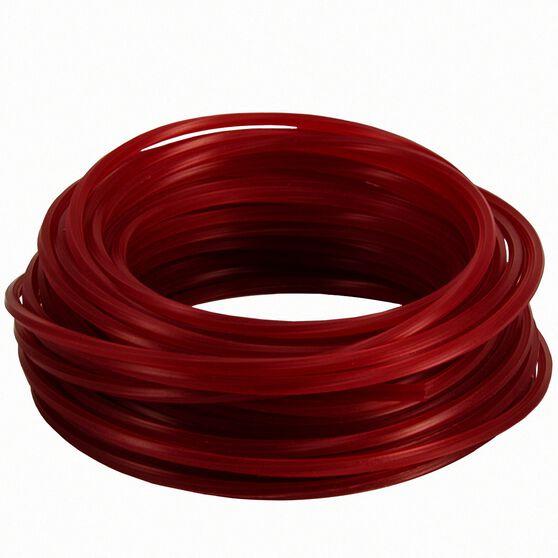 Tuff Cut Trimmer Line - Red, 2.7mm X 9m, , scanz_hi-res
