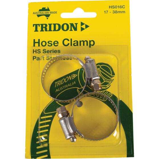 Tridon Hose Clamp - HS016C, 2 Pieces, , scanz_hi-res