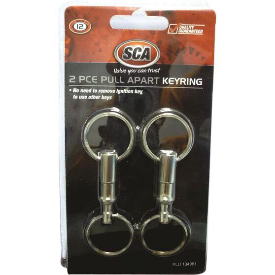 SCA Keyring - Pull Apart Set of 2, , scanz_hi-res