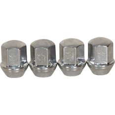 Calibre Wheel Nuts,Tapered, Chrome, For Holden Commodore VF - SN14150VF, 14mm x 1.mm, , scanz_hi-res
