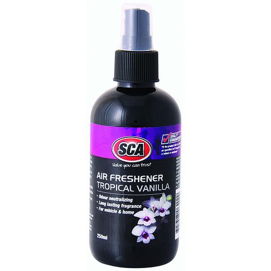 SCA Air Freshener Spray Vanilla Mist 250mL, , scanz_hi-res