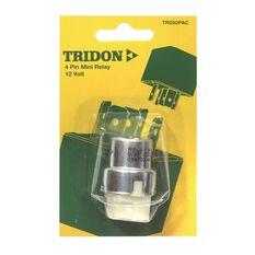 Tridon Mini Relay - 15 AMP, 4 Pin, , scanz_hi-res