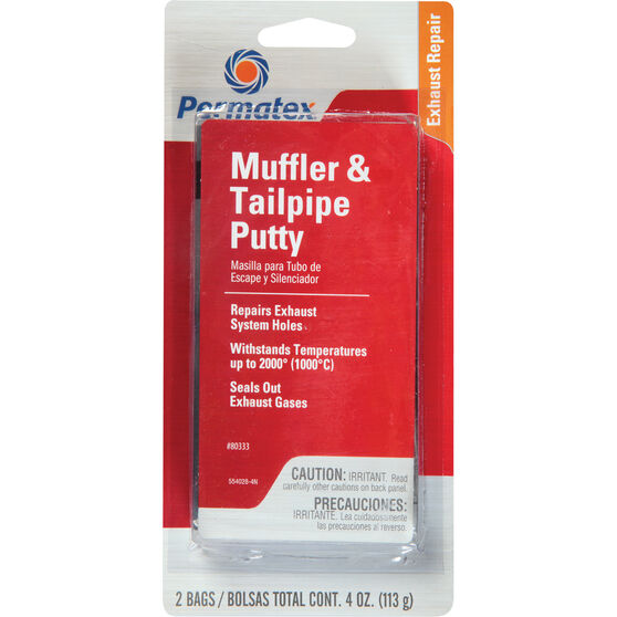 Permatex Muffler and Tailpipe Putty - 113g, , scanz_hi-res