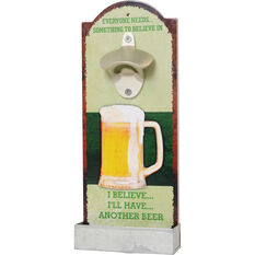 Bottle Opener With Tray, , scanz_hi-res