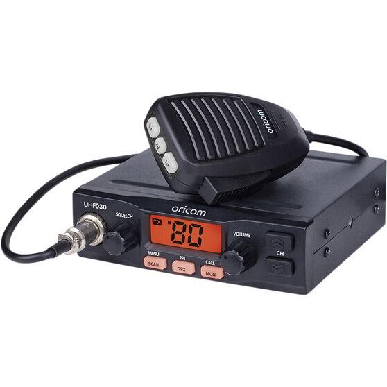 Oricom UHF CB Radio - 5W, UHF030, , scanz_hi-res
