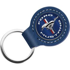 Ford Logo Badge Keyring, , scanz_hi-res