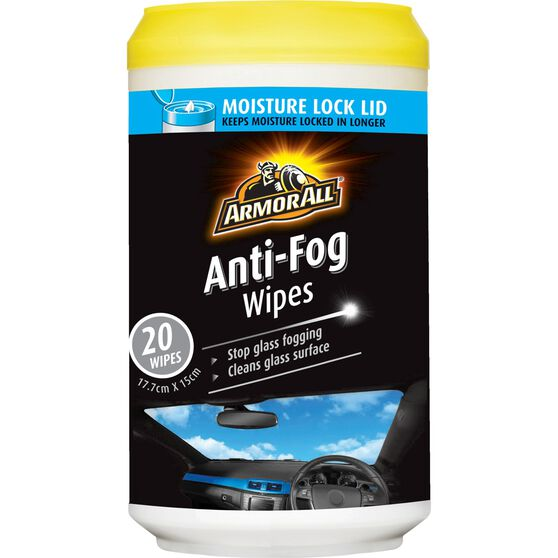 Armor All Anti-Fog Wipes - 20 Pack, , scanz_hi-res