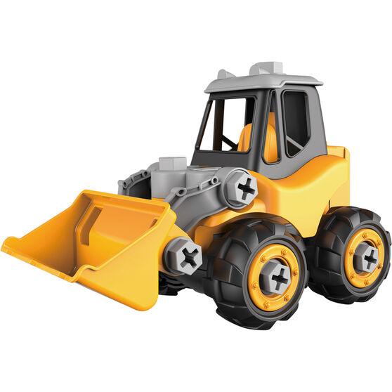 Build model front loader, , scanz_hi-res
