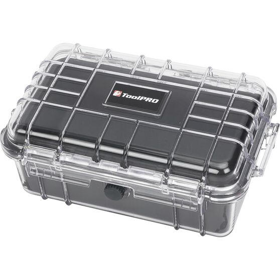 ToolPRO Hardcase Organiser Clear Medium, , scanz_hi-res